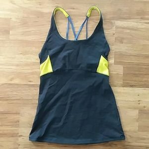 Athleta workout tank top xs